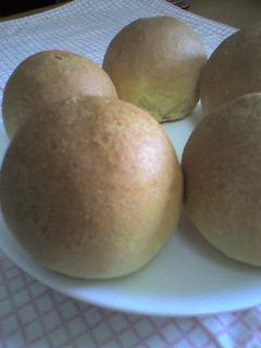 カチカチのパン